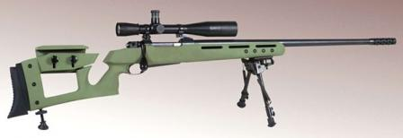 GOL-Sniper Magnum rifle, right side.