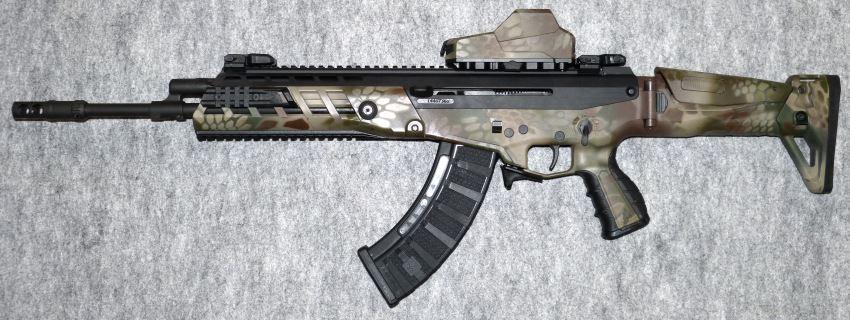 AK Alfa Assault Rifle - Modern Firearms