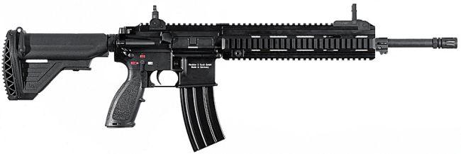 M27 Iar Modern Firearms