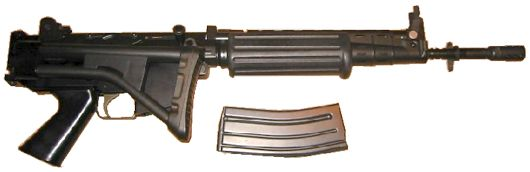fn fnc assault rifle modern firearms