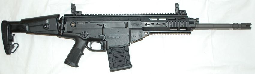 Beretta ARX-200 automatic rifle - right side