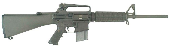 Ar-15 – type rifles - Modern Firearms