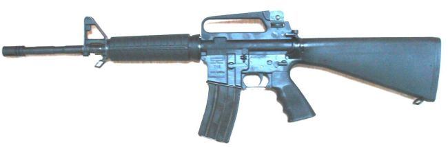 T15 'Compact' carbine.