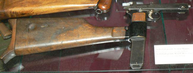 Steyr-Hahn M1912 - Modern Firearms