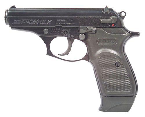 Bersa Thunder 380 - Modern Firearms