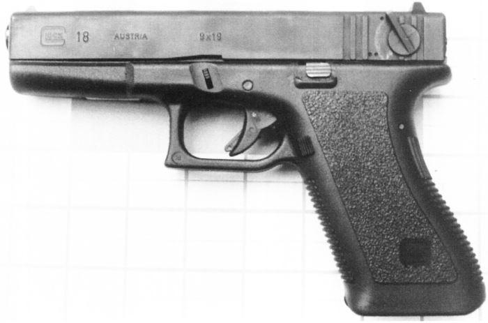 Glock Pistols - Modern Firearms