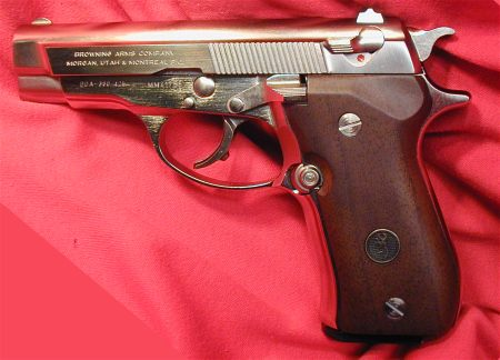 FN Browning BDA380 - Modern Firearms