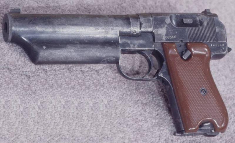 Type 64 Silenced Modern Firearms
