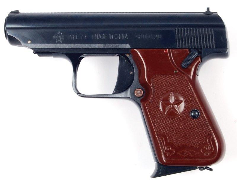 Type 77 - Modern Firearms