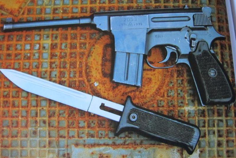 Type 80 - Modern Firearms
