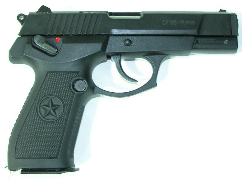 Type 92 / QSZ-92 - Modern Firearms