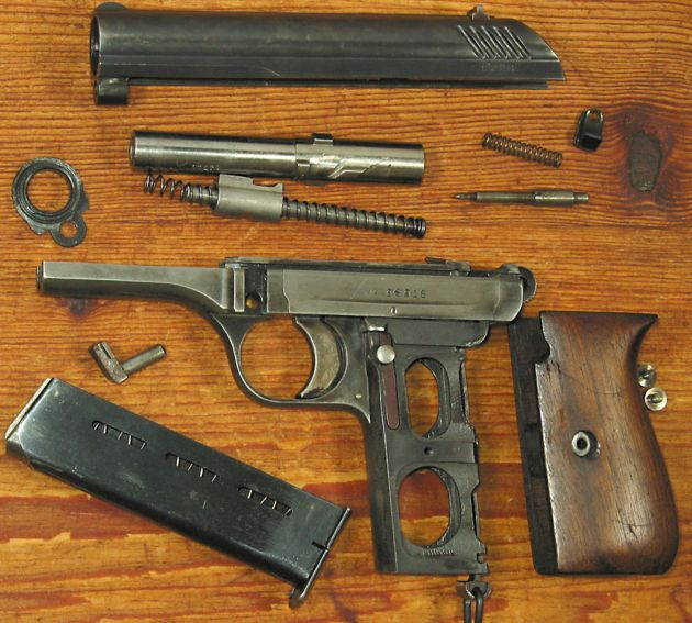 CZ Vz 22, Vz 24 - Modern Firearms