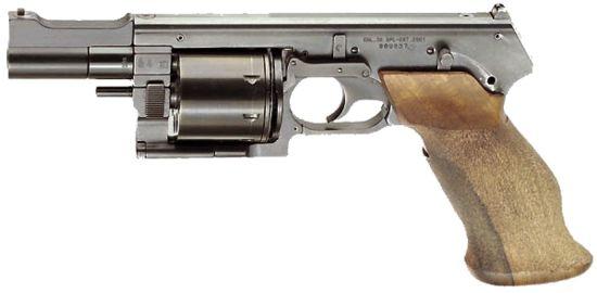 Shooting the Mateba 6 Unica in 44 magnum - nickel finish - YouTube