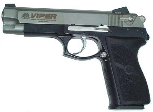 High Standard 100 101 pistol side plate