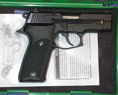 Astra A-80 A-90 A-100 - Modern Firearms