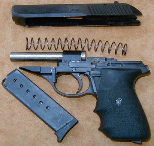 SIG-Sauer P230 P232 - Modern Firearms