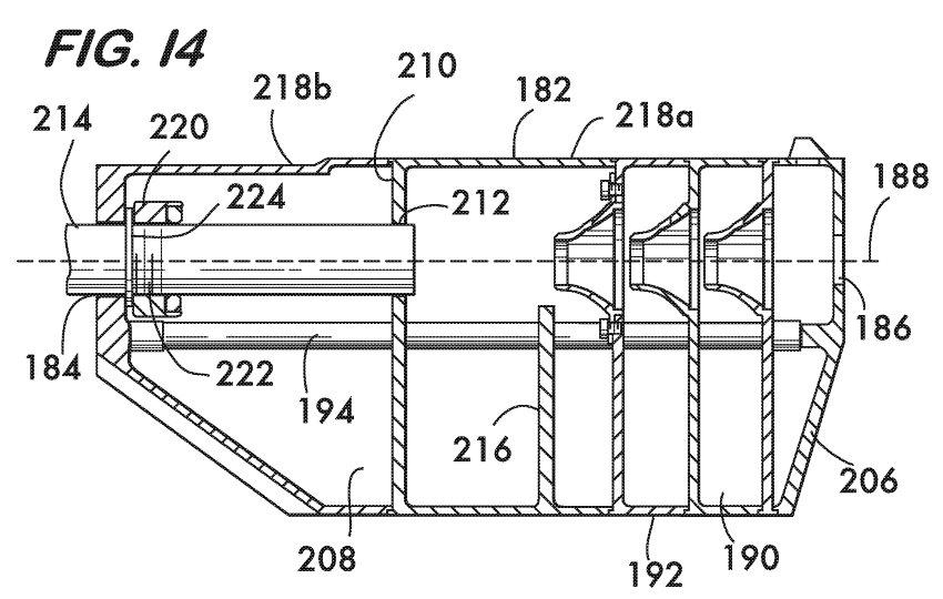silencerco maxim 9 integrally suppressed pistol, patent diagram for the  suppressor / silencer