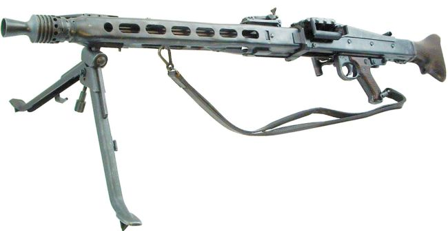 MG42 / MG3 - Modern Firearms