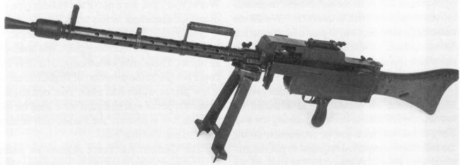 MG 08, MG 08/15, MG 08/18 - Modern Firearms