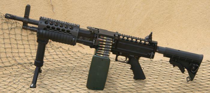 arma 3 lmg