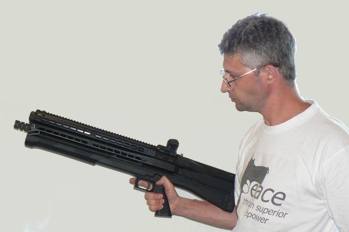 UTAS UTS-15 - Modern Firearms