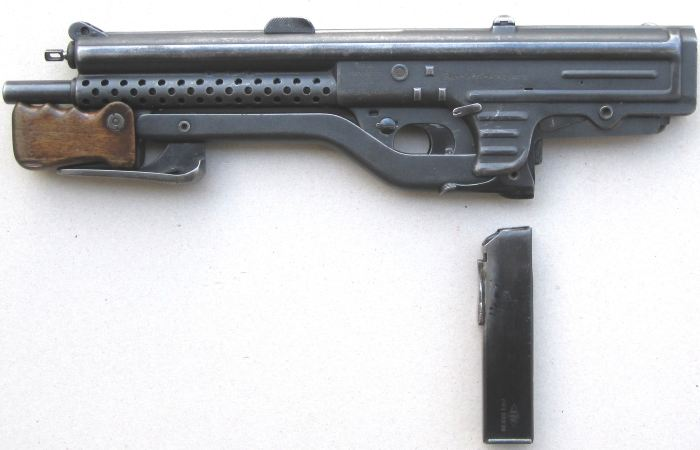 Armaguerra OG-43 OG-44 - Modern Firearms