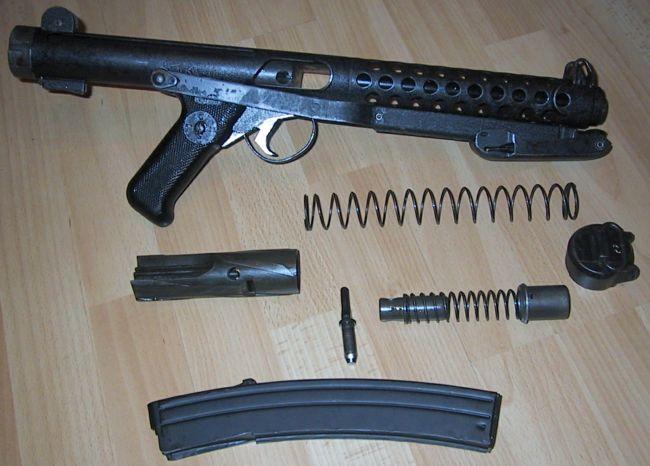 Sterling L2 L34 - Modern Firearms