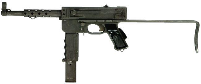Mat 49 Modern Firearms