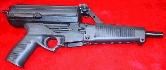 Calico - Modern Firearms