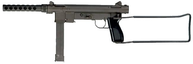 Smithwesson M76 Modern Firearms