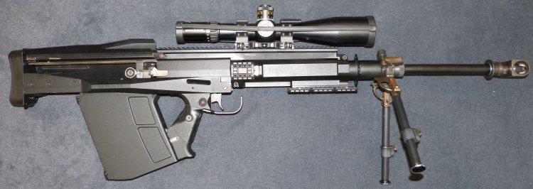 Lynx GM-6 - Modern Firearms