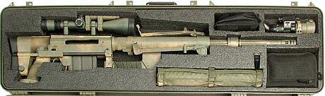CheyTac Intervention - Modern Firearms