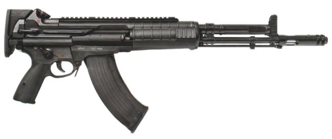 A-762 / 6P68 assault rifle