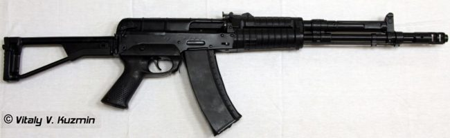 AEK-971 assault rifle produced circa 2012