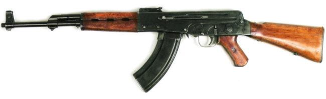 автомат Калашникова АК-46 №2