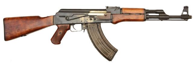 автомат Калашникова АК-47 выпуска 1948 года, из опытной серии для войсковых испытаний