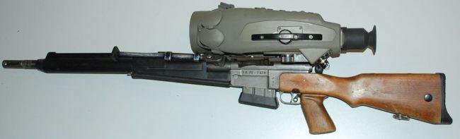 FR F2 sniper rifle