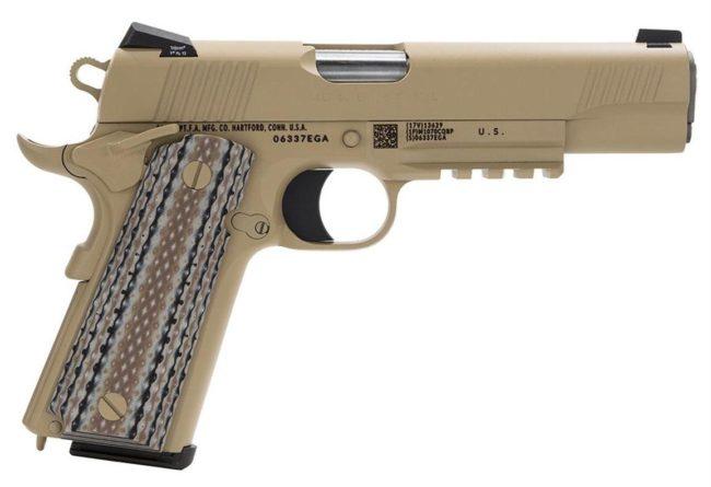 пистолет Colt M45A1