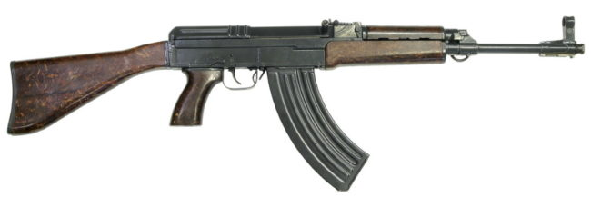Samopal vzor 58 - SA vz.58P assault rifle