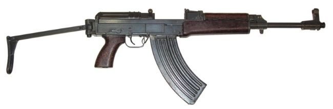 Samopal vzor 58 - SA vz.58V assault rifle