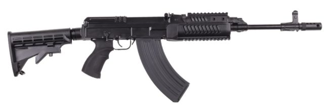 CSA-made semi-automatic only version of SA Vz.58 rifle, caliber 7.62x39