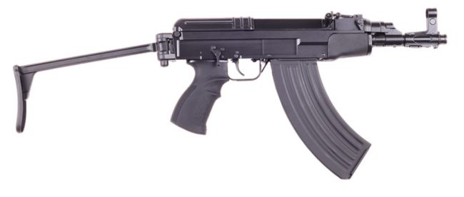 CSA-made semi-automatic only version of SA Vz.58 rifle