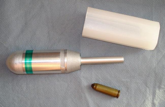 """BMYa-31 """"Yasheritsa"""" grenade"""