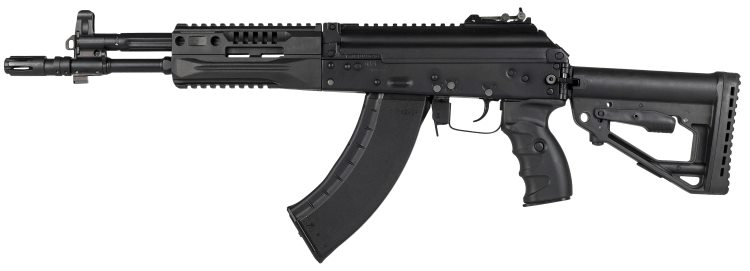 7.62mm AK-15K compact assault rifle