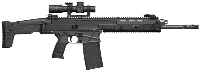CZ Bren 2 BR Battle Rifle / Assault rifle