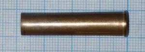 7.62x38mmR Nagant cartridge