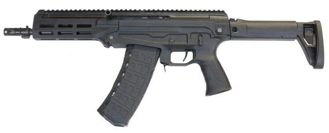 Малогабаритный автомат АМ-17 под патрон 5.45х39 мм