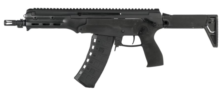 AM-17 Compact Assault Rifle (Left Side)