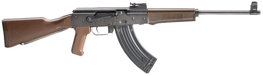KK-MPi 69 small-caliber submachine gun
