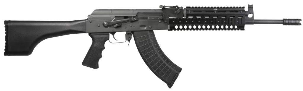 самозарядный карабин калибра 7.62х39 STG-214